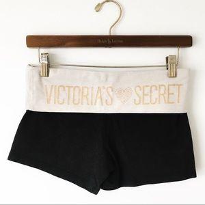 Vintage Victoria's Secret Yoga Shorts